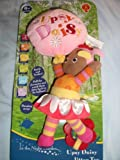 In the night garden upsydaisy rattle teether and jitter toy