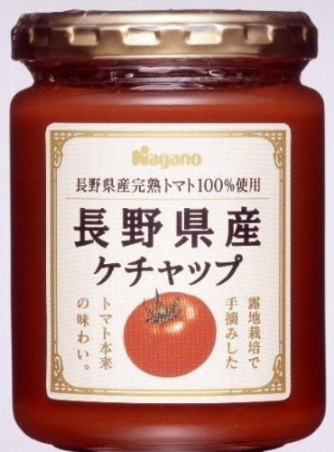 ナガノトマト 長野県産ケチャップ 240g