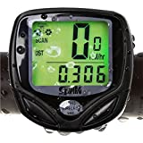 iEpoch Cyclists Wireless Backlight Bicycle Computer Cycling Bike Odometer Speedometer Multi Function