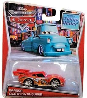 Amazon.com: Disney / Pixar CARS Movie Exclusive 1:48 Die-Cast Cars ...