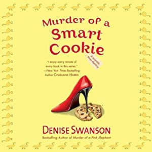 Murder of a Smart Cookie Audiobook