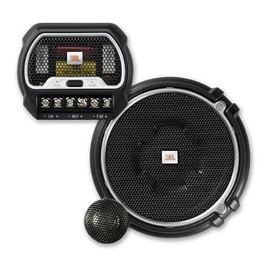 JBL GTO 508 C 2-Wege Komponenten Car-Hifi Lautsprecher (13 cm, 165 Watt, 91 dB) schwarz von JBL - Reifen Onlineshop