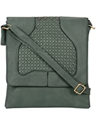 SRI PU Sling Bag (Olive)