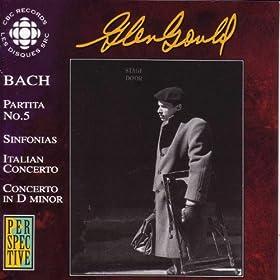 Gould, Glenn: Original Cbc Broadcasts - Bach, J.S.