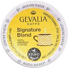 Gevalia Signature Blend K-Cups Coffee Mild 84 Count