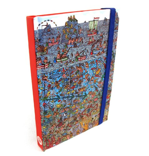 Wheres Wally? A6 Journal - Deep Sea