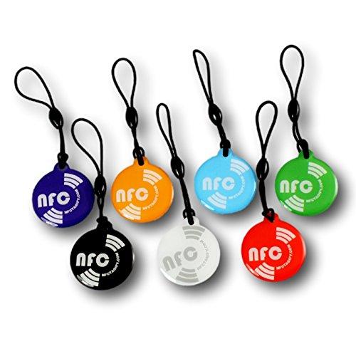 7-x-nfc-tags-les-couleurs-impermeable-ntag213-puce-veritable-developpee-par-nxp-semiconductors-144-o