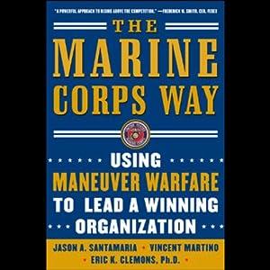 The Marine Corps Way Audiobook
