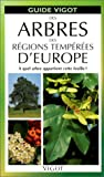 echange, troc Kremer - Arbres regions temperees