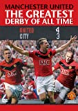 Manchester United - The Greatest Derby of All Time [DVD]