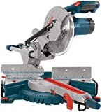 Bosch 4405 13 Amp 10-Inch Single Bevel Slide Miter