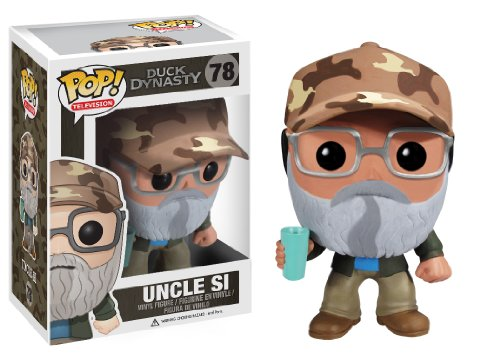 Funko POP Television Si Robertson Duck Dynasty Vinyl Figure - 1