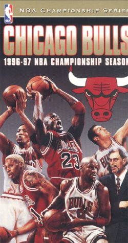 Chicago Bulls 1996-97 NBA Championship Season [VHS] at Amazon.com