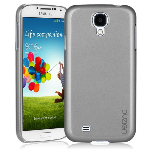 Duzign Luna Snap On Case (Gray) for Samsung Galaxy S 4 S4 SIV S IV i9500