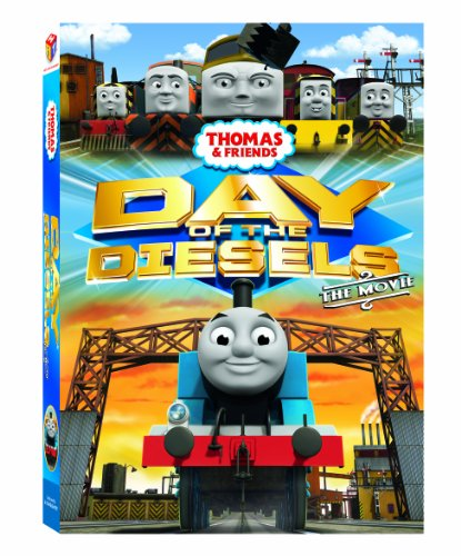 Thomas & Friends - Day of the Diesels  [DVD]
