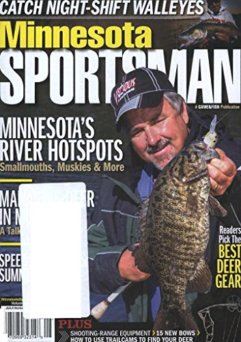Best Price for Minnesota Sportsman Magazine Subscription