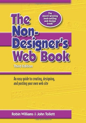 Non-Designer's Web Book, 3rd Edition, The