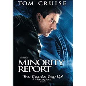 """Minority Report"" Cover"