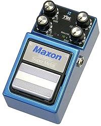 Maxon Nine Series SM-9 Pro Plus Super Metal Guitar Effects Pedal from Godlyke Distributing