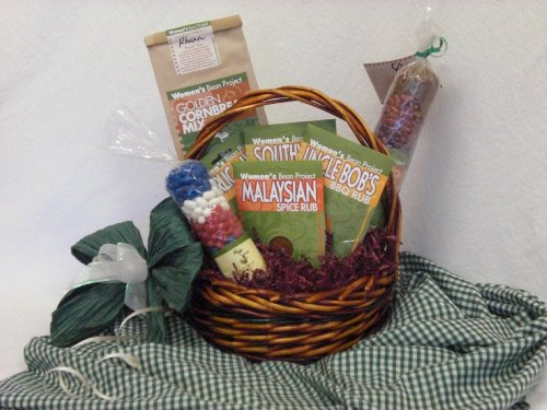 Women's Bean Project Father's Day Gift Basket
