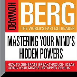 Mastering Your Mind's Hidden Powers Audiobook
