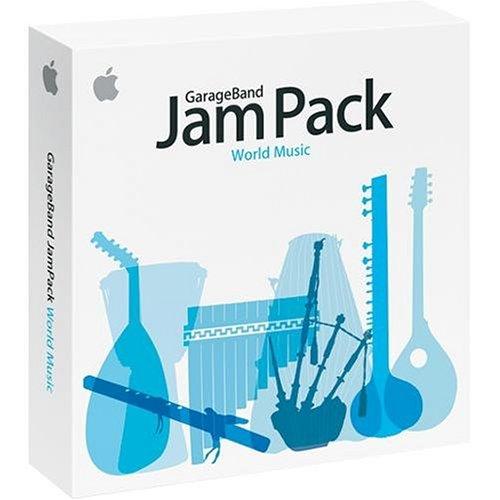 Apple Jam Pack World Music Retail