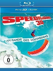 Speedriding - Am Rande des Wahnsinns [3D Blu-ray]