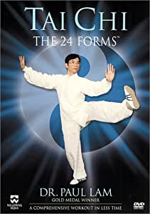 Tai Chi:the 24 Forms
