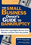 img - for The Small Business Owner's Guide to Bankruptcy by Wendell Schollander (2002-10-01) book / textbook / text book