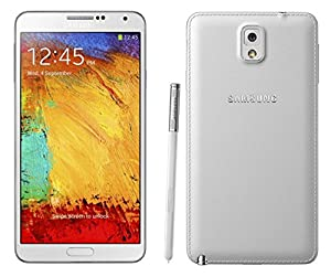 Samsung Galaxy Note 3 N900A 32GB Unlocked GSM Quad-Core Smartphone w/ 13MP Camera (White)