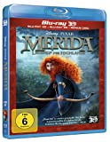 Image de Disney's - Merida - Legende der  (3D Vers.) [Blu-ray] [Import allemand]