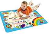 Tomy 6189 Rainbow Aquadoodle Drawing Matt