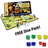 Uncle Wiggily Board Game w/ FREE Set of Dice