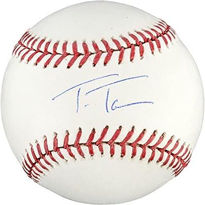 Trea Turner Washington Nationals Autographed Baseball - Fanatics Authentic Certified - Autographed Baseballs