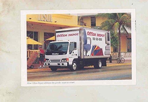1998-isuzu-npr-truck-brochure-office-depot