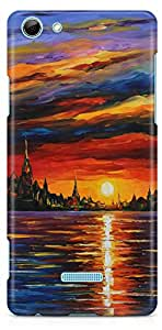 Micromax Canvas Selfie 3 Q348 Back Cover by Vcrome,Premium Quality Designer Printed Lightweight Slim Fit Matte Finish Hard Case Back Cover for Micromax Canvas Selfie 3 Q348