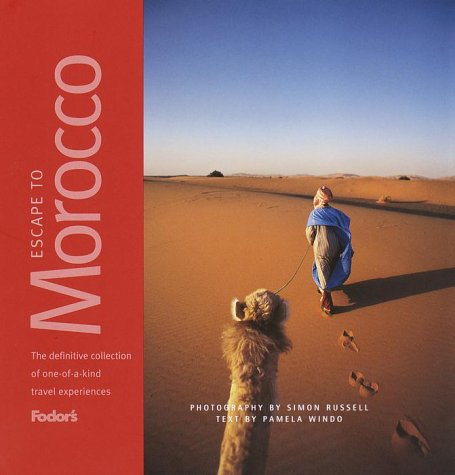 Fodor's Escape to Morocco, 1st Edition