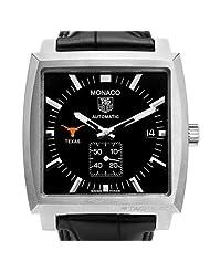 University of Texas TAG Heuer Watch - Men's Monaco Watch