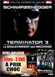 echange, troc Terminator 3 - Édition Collector 2 DVD / Rollerball - Bipack 3 DVD