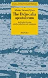 img - for The Didascalia apostolorum: An English version with introduction and annotation (STUDIA TRADITIONIS THEOLOGIAE) by Stewart-Sykes, Alistair (2009) Paperback book / textbook / text book