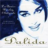 echange, troc Dalida - Les Années Barclay (Coffret 10 CD)