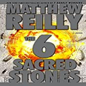The 6 Sacred Stones: A Novel | [Matthew Reilly]