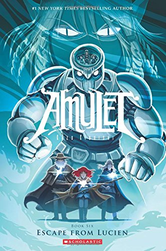 Amulet 6: Escape from Lucien
