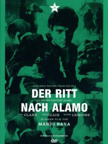 der-ritt-nach-alamo-edizione-germania