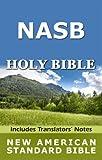 New American Standard Bible-NASB 1995 (Includes Translators' Notes)