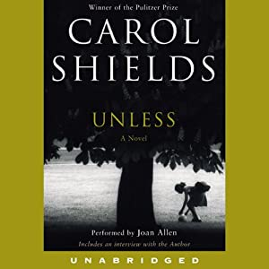 Unless: A Novel   [Carol Shields]