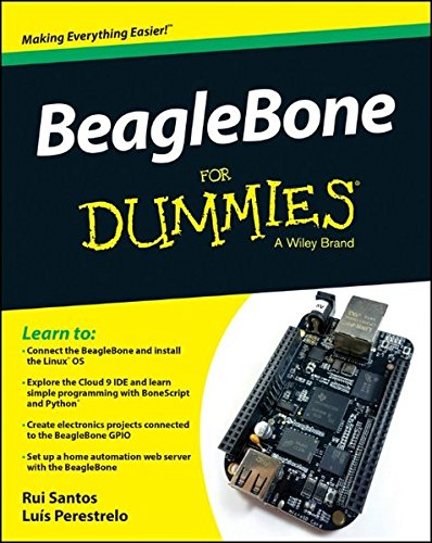 BeagleBone For Dummies (Programming The Beaglebone compare prices)