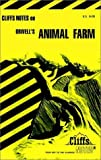 img - for Orwell's Animal Farm (Cliffs Notes) book / textbook / text book
