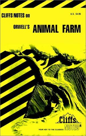 Orwell's Animal Farm (Cliffs Notes)