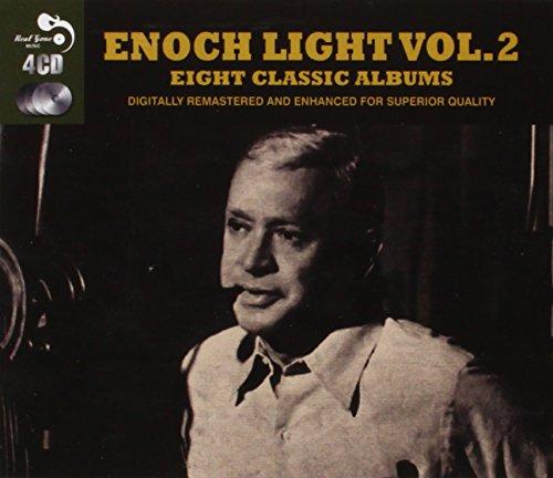 Enoch Light - Enoch Light -  Enoch Light-Vol. 2: 8 Classic Albums - Zortam Music